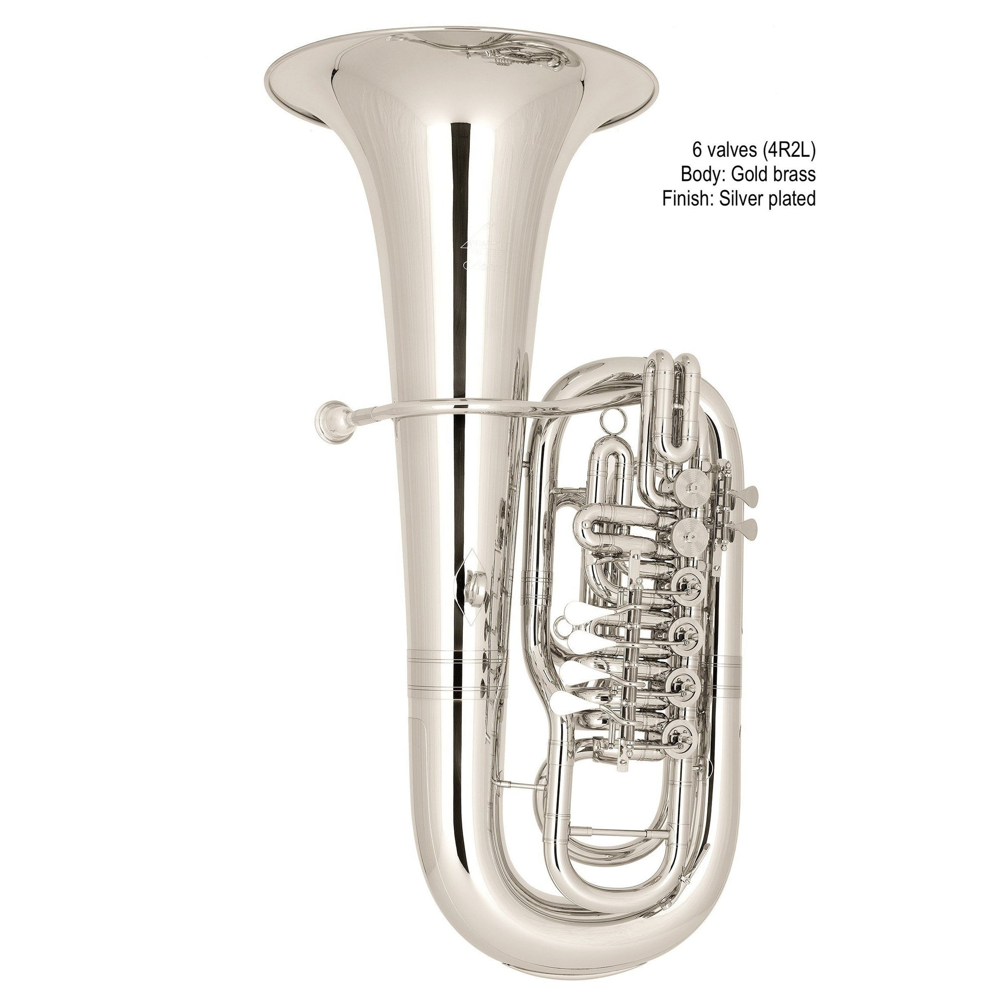 Miraphone - Model 181 Belcanto F Tubas-Tuba-Miraphone-Music Elements