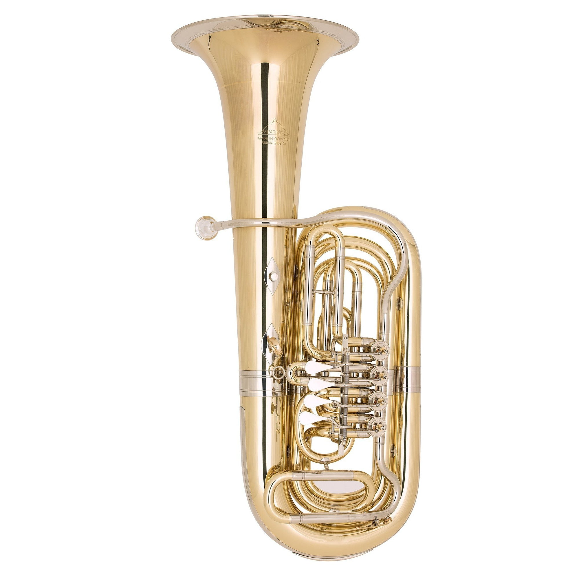 Miraphone - Model 84 BBb Tubas-Tuba-Miraphone-Music Elements