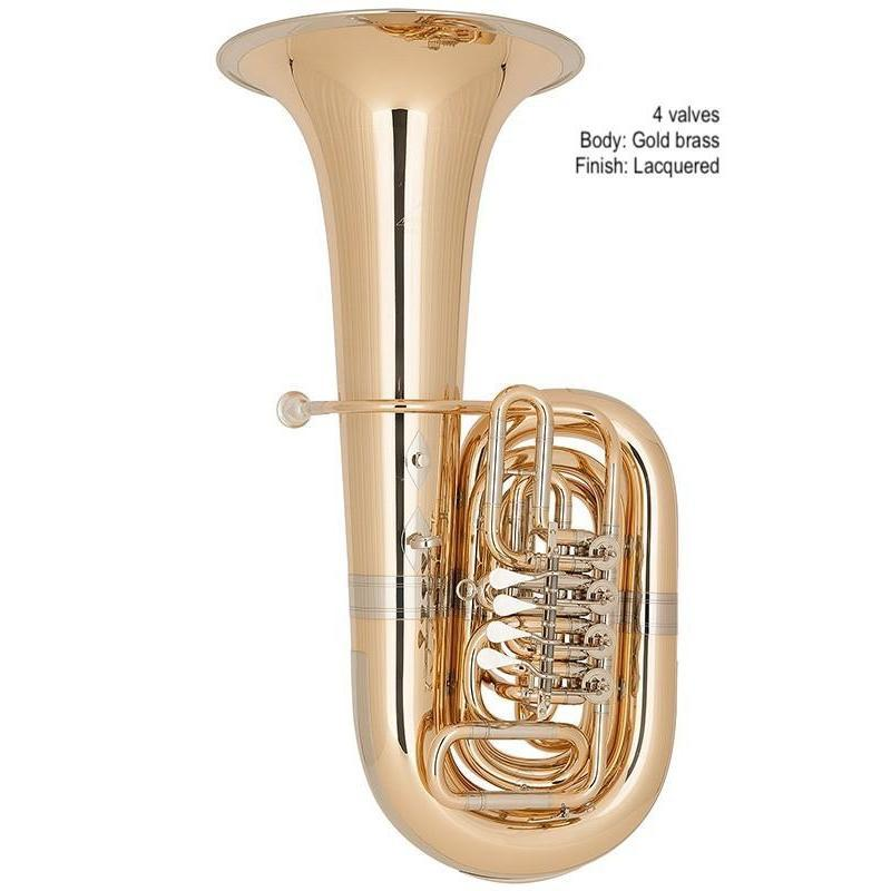 Miraphone - Model 86 CC Tubas-Tuba-Miraphone-Music Elements