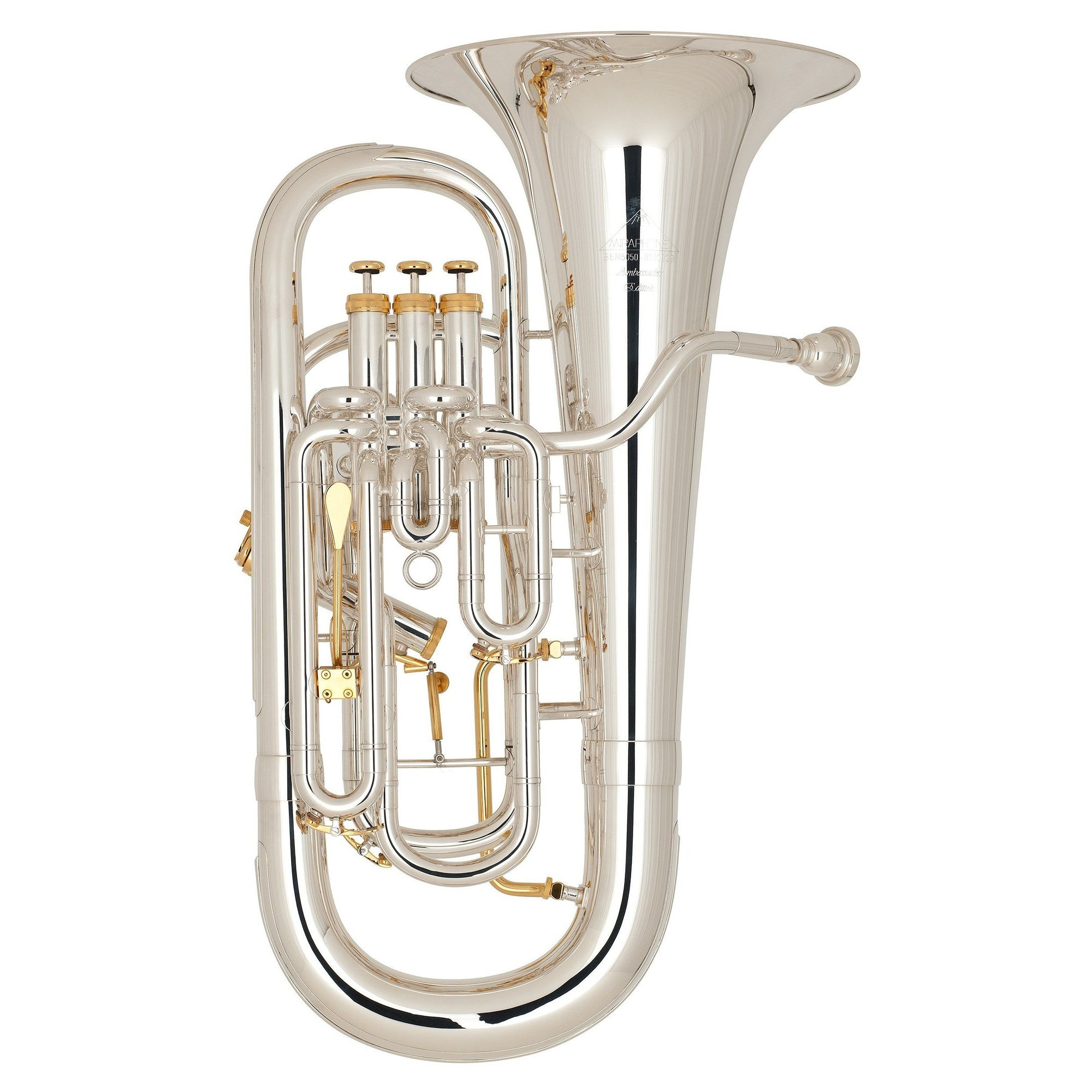 Miraphone - Model M5050 Ambassador Edition Bb Euphoniums-Euphonium-Miraphone-Music Elements