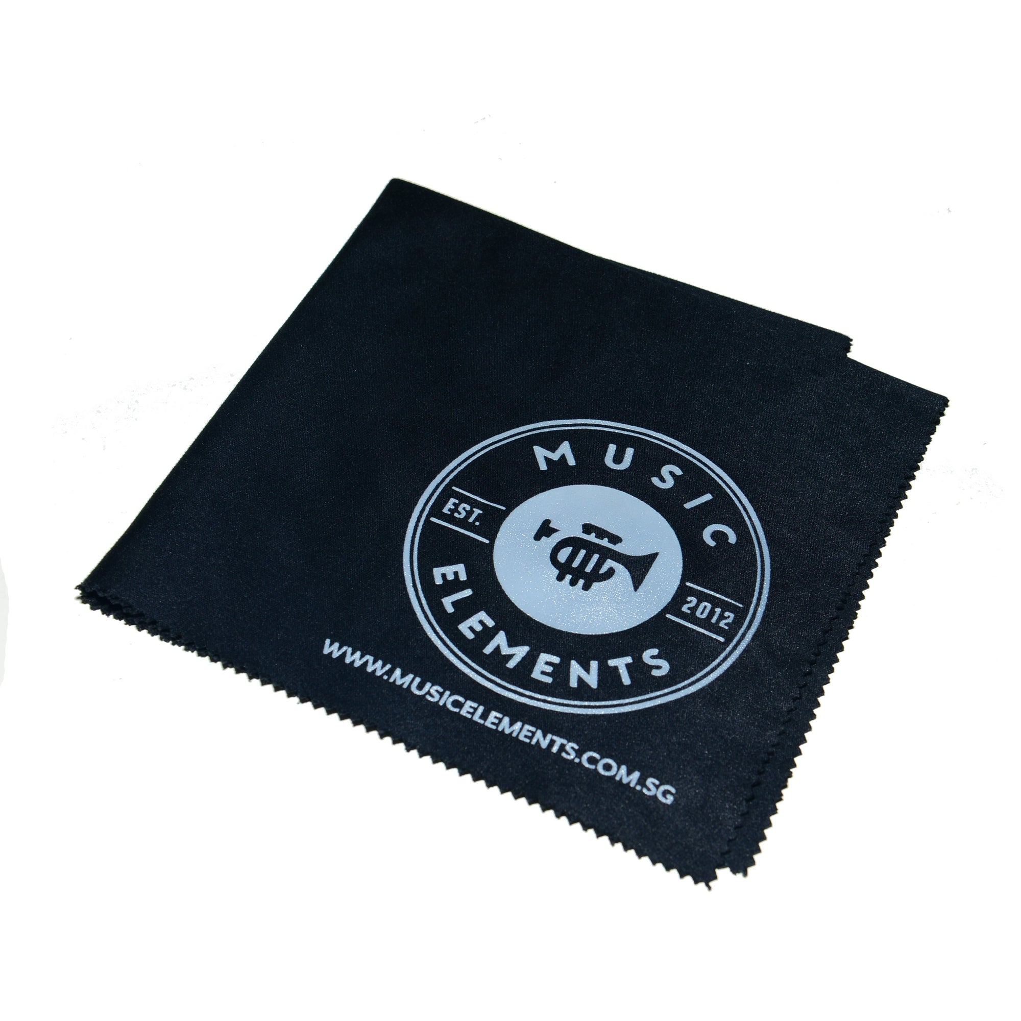 Music Elements - Premium Smooth Microfiber Cloth