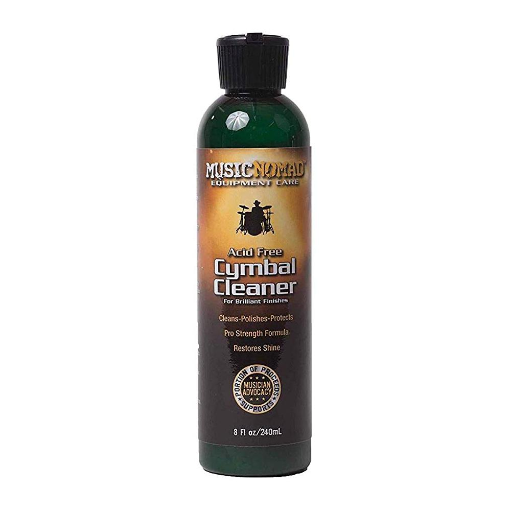 Music Nomad - Cymbal Cleaner-Percussion Accessories-Music Nomad-Music Elements