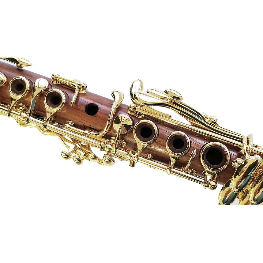 Patricola - Artista 4.0 CL.1 Eb Clarinet (Rosewood with Gold-Plated Keys)
