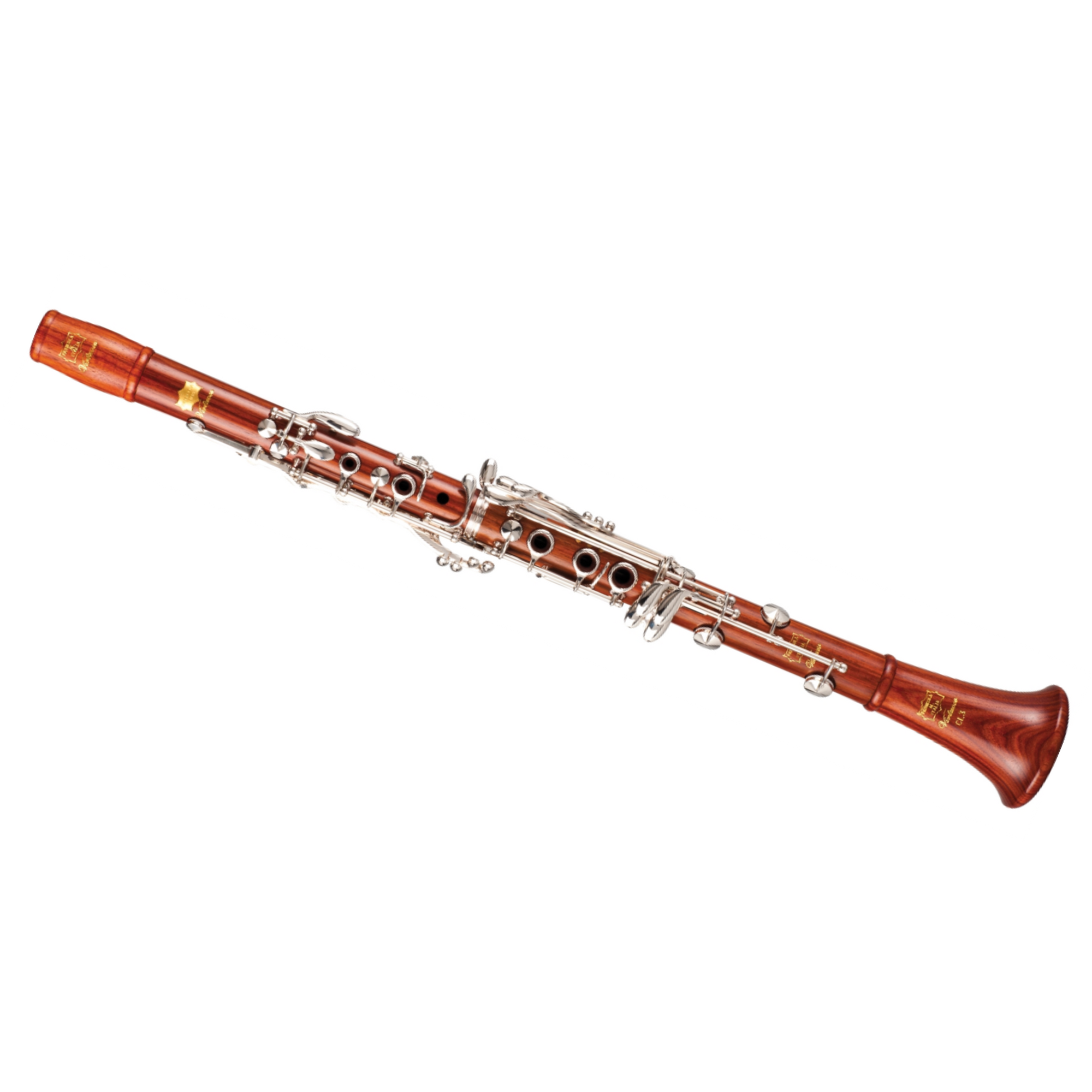 Patricola - Virtuoso CL.3 A Clarinet (Rosewood)
