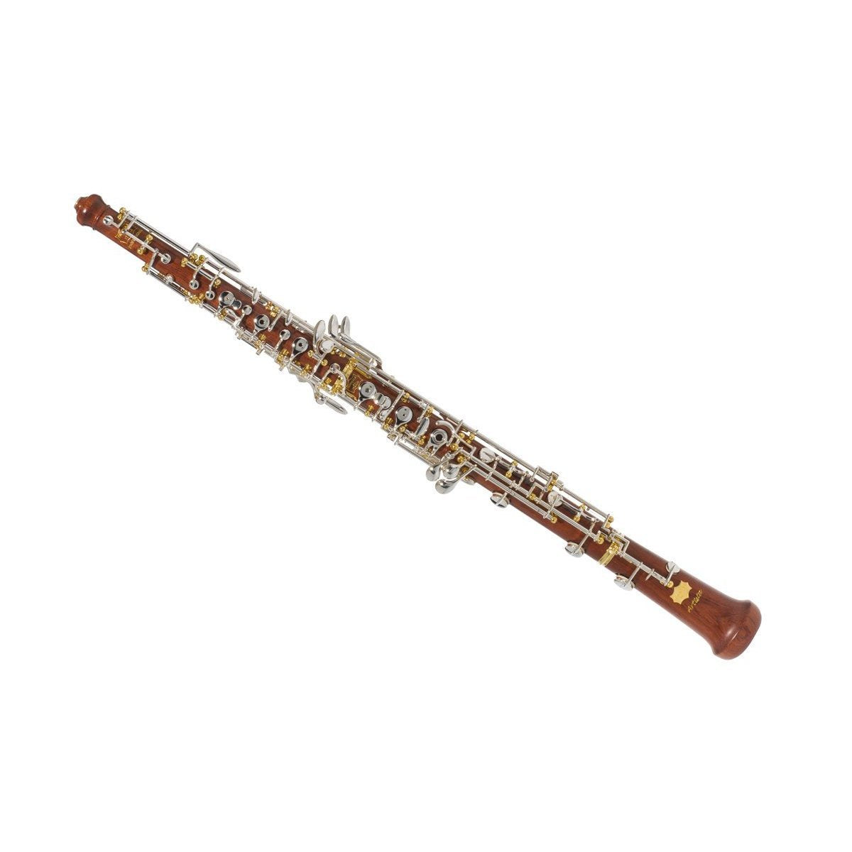 Patricola - Virtuoso PT.1 Semi-Automatic Oboe (Rosewood with Silver-Plated Keys)