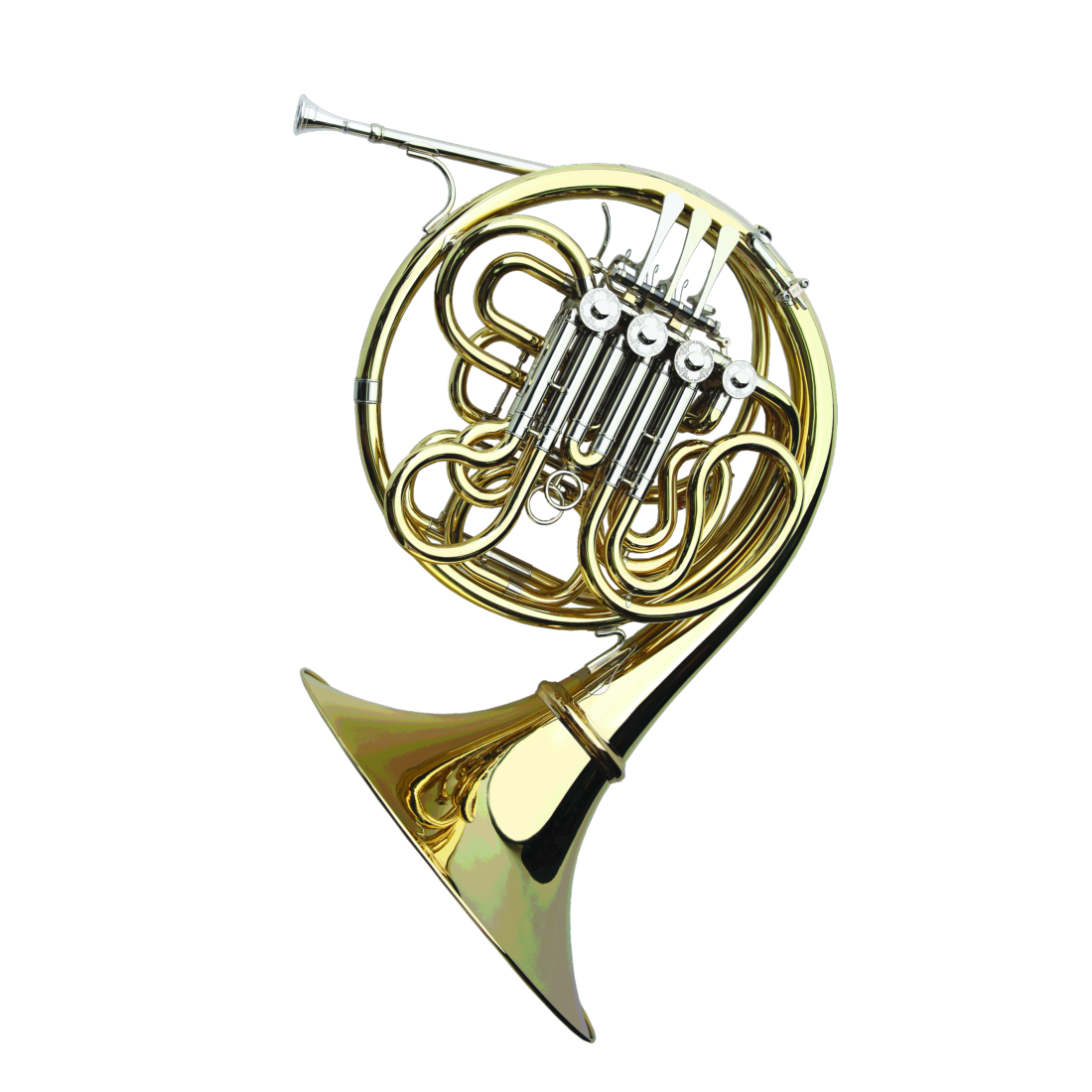 Paxman - Academy Series 4 Bb/F Full Double French Horn-French Horn-Paxman-Music Elements