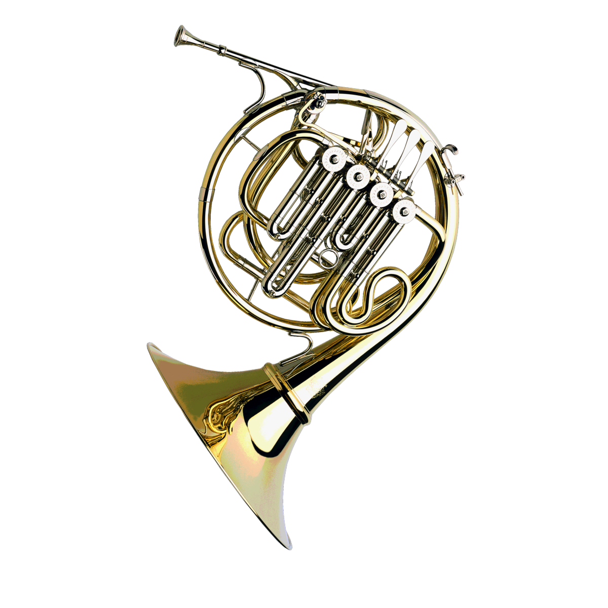 Paxman - Professional Model 45 Bb/F-Alto Double Descant French Horn-French Horn-Paxman-Music Elements