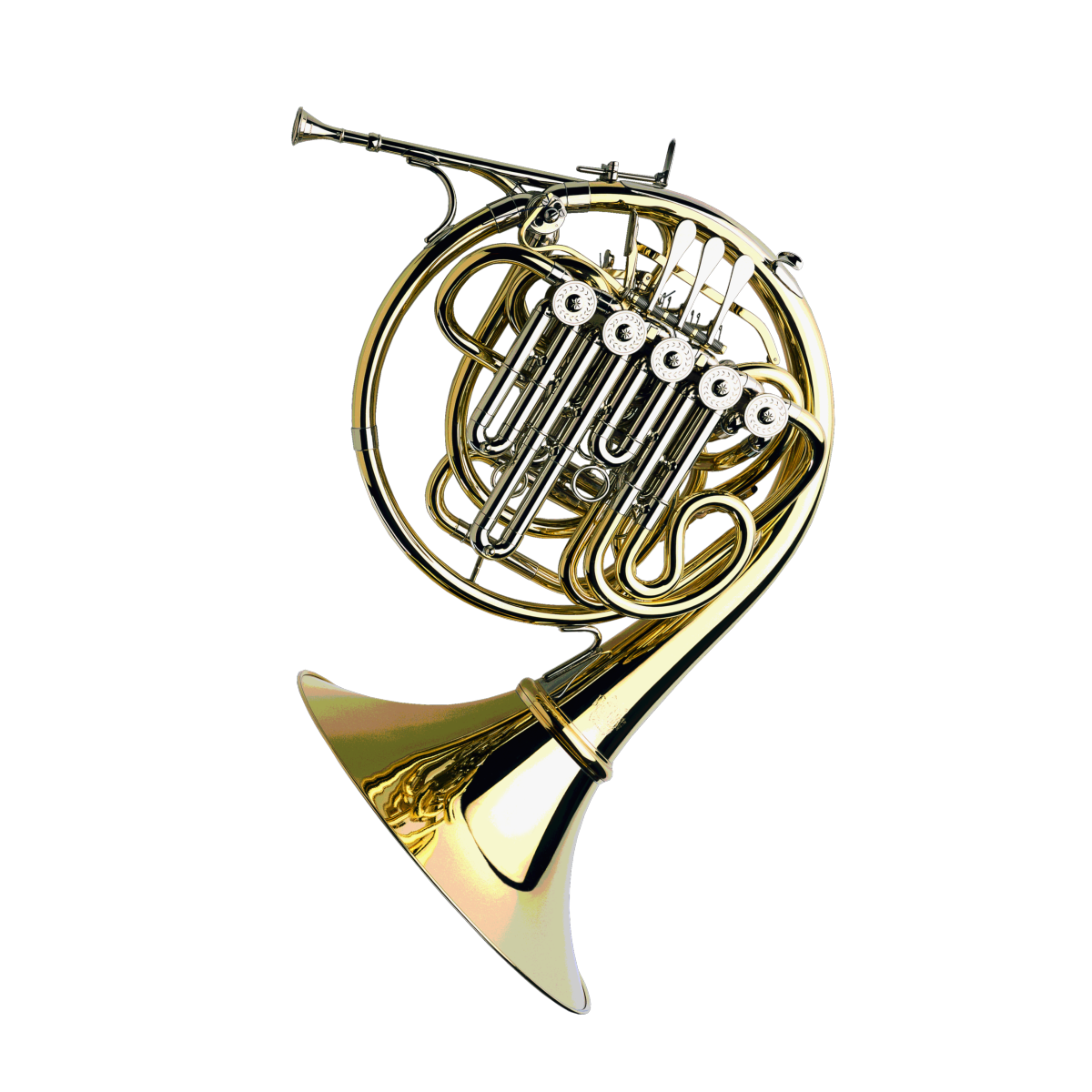 Paxman - Professional Model 83 F/Bb(A-+)/F-Alto Compensating Triple French Horn-French Horn-Paxman-Music Elements