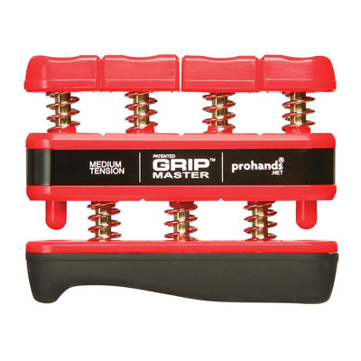 ProHands - Gripmaster-Accessories-Prohands-Red (Medium: 7 lbs)-Music Elements