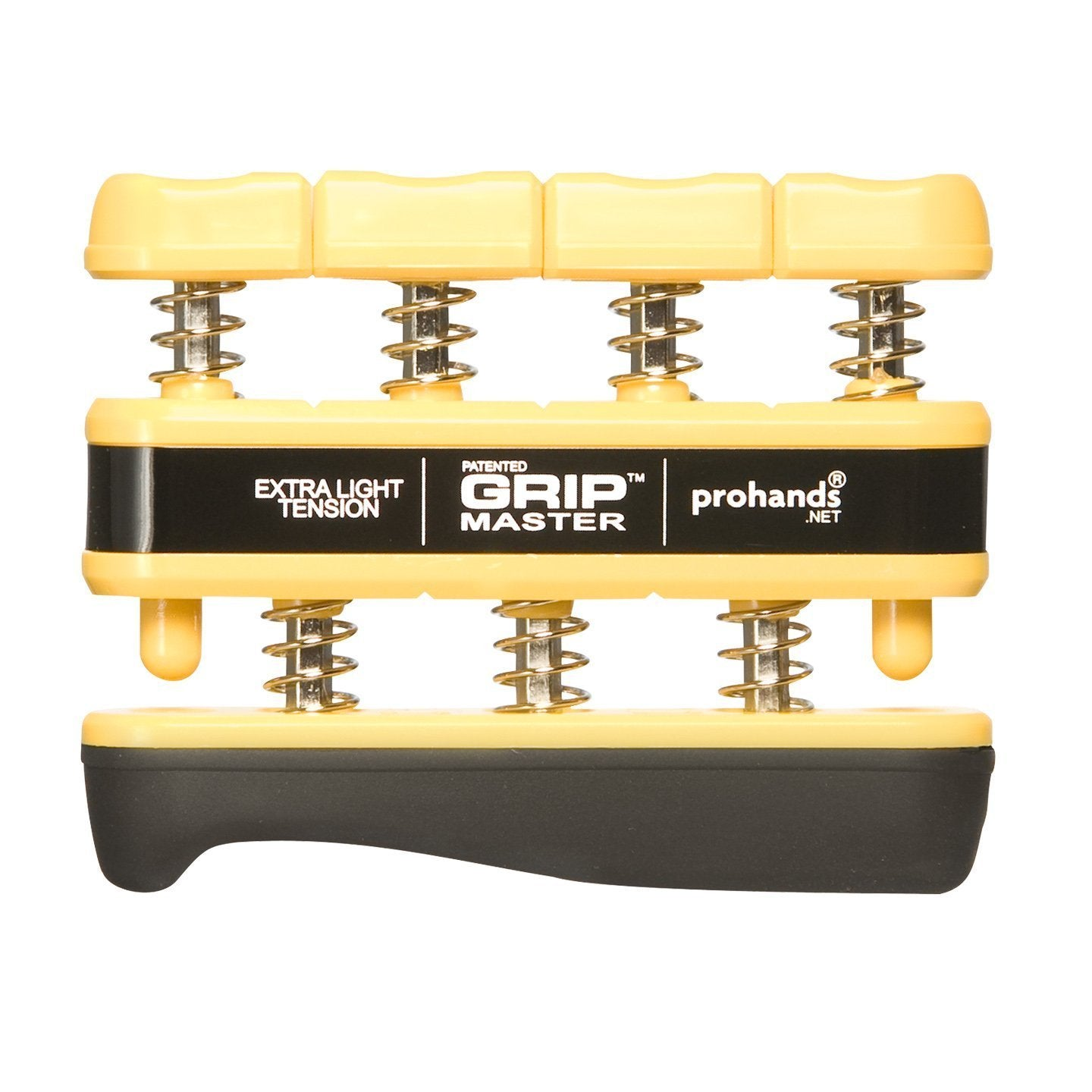 ProHands - Gripmaster-Accessories-Prohands-Yellow (Extra Light: 3 lbs)-Music Elements