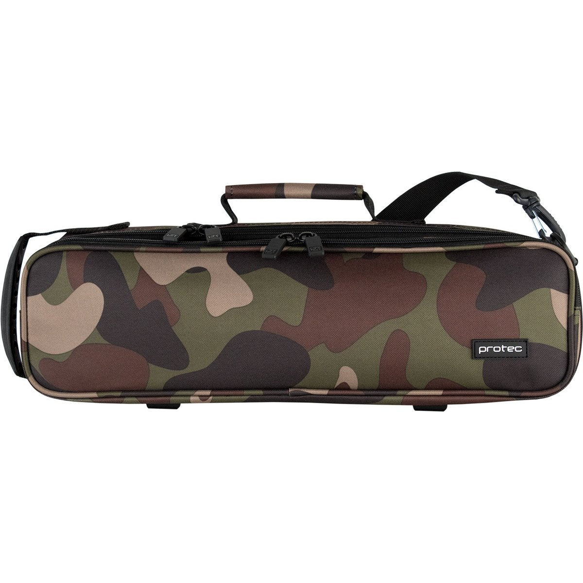 Protec - Deluxe Flute Case Cover (Camo)-Accessories-Protec-Music Elements