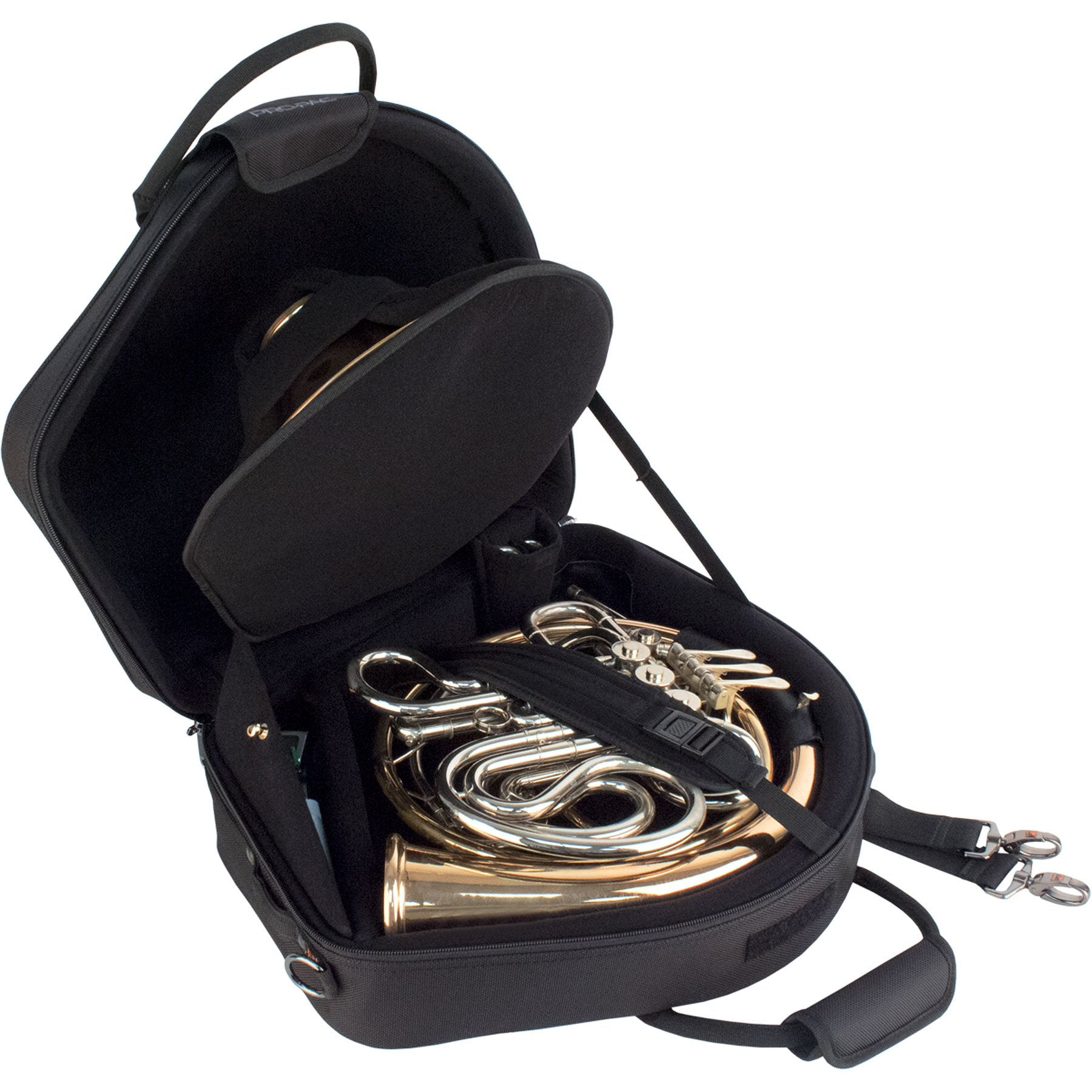 Protec - French Horn Screw Bell IPAC Case (Compact)-Case-Protec-Music Elements