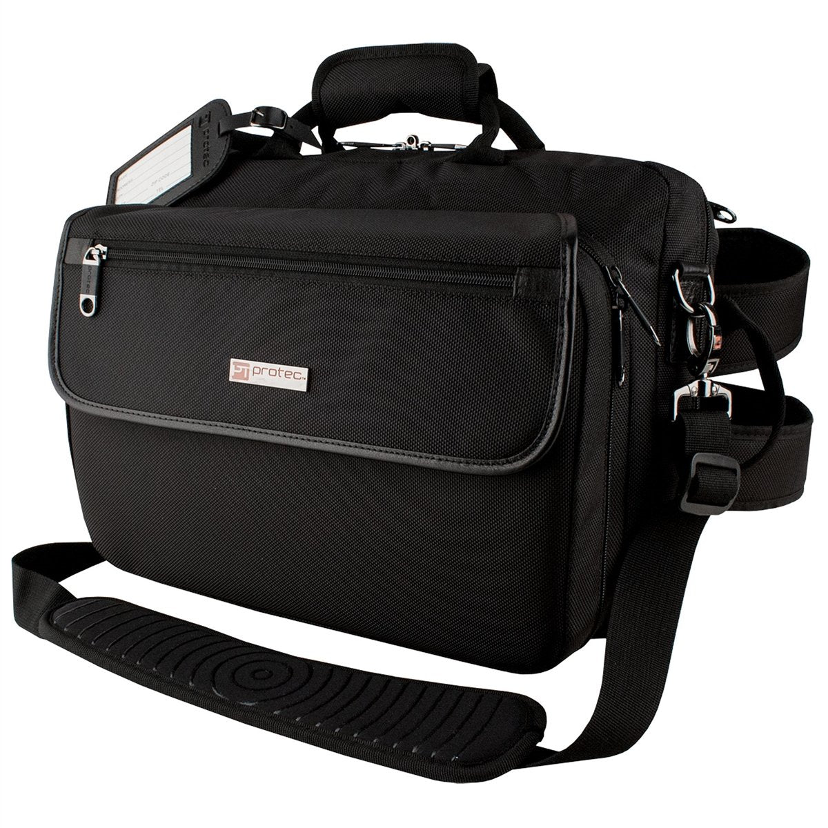Protec - German Clarinet PRO PAC Case (LUX Version with Messenger)-Accessories-Protec-Music Elements