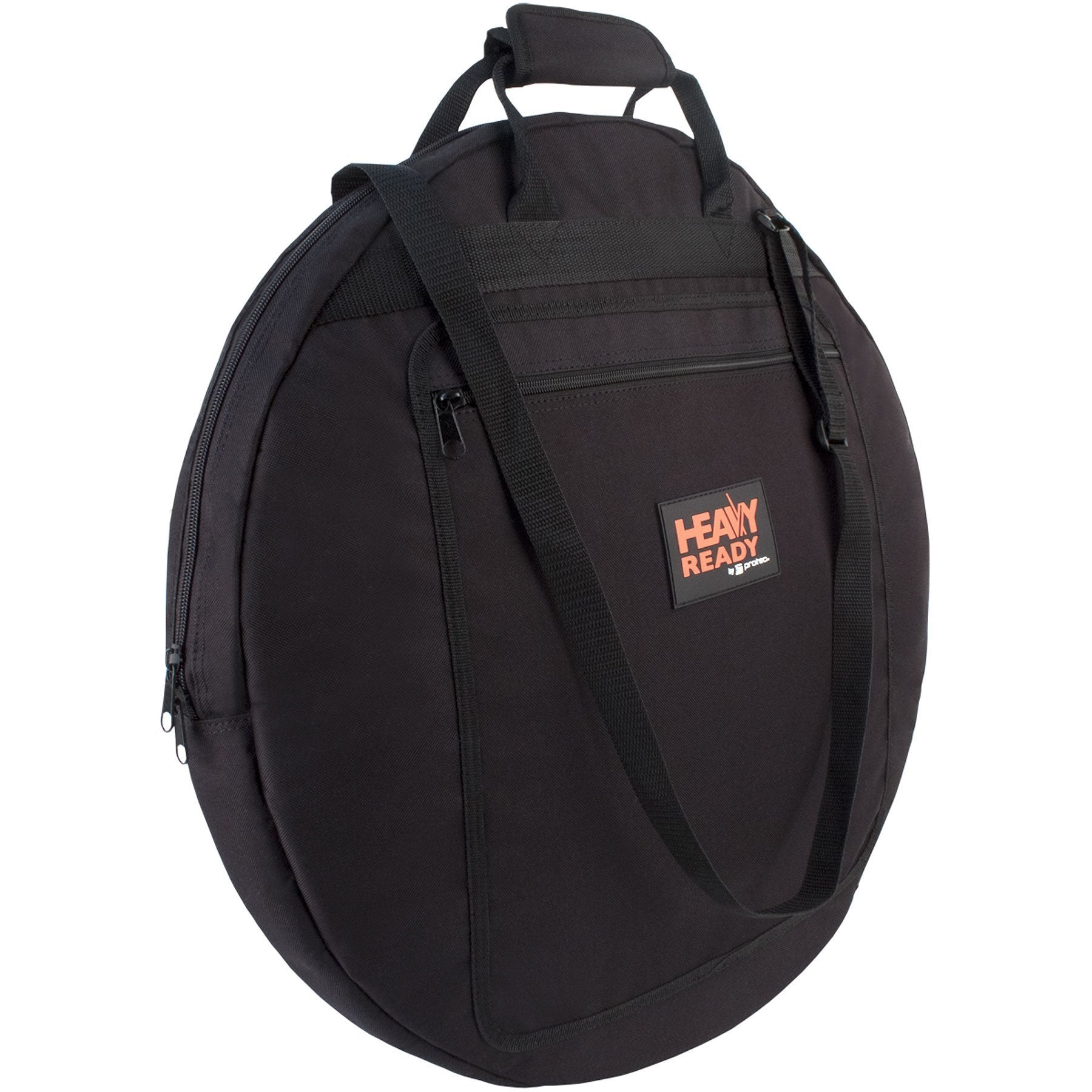 "Protec - 22"" Cymbal Bag (Heavy Ready Series)-Percussion-Protec-Music Elements"