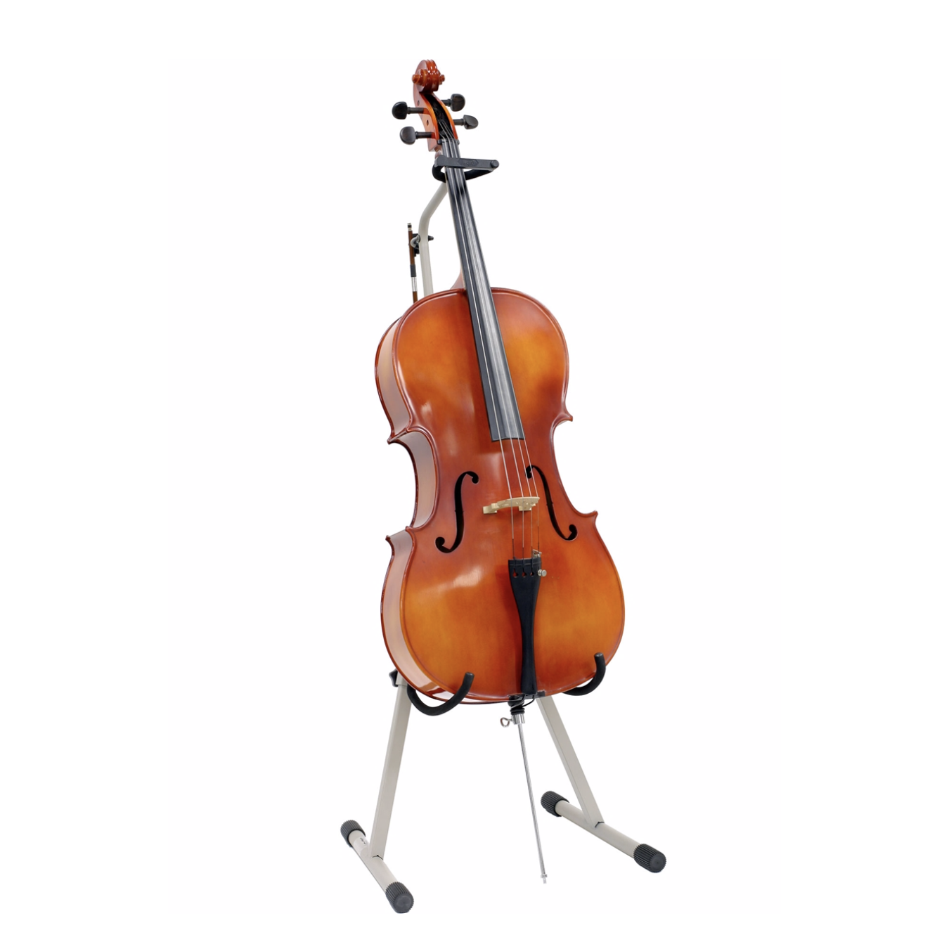 Protec - Ingles Cello/Bass Stand-Accessories-Protec-Music Elements
