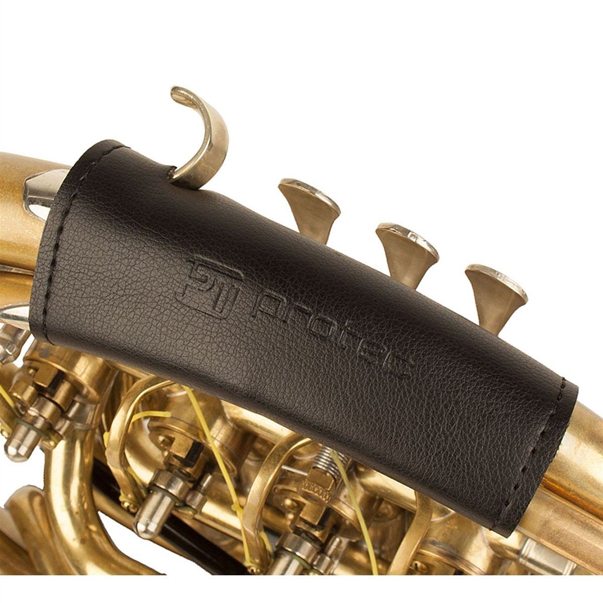 Protec - Leather Hand Guard (Small) for French Horn-Accessories-Protec-Music Elements