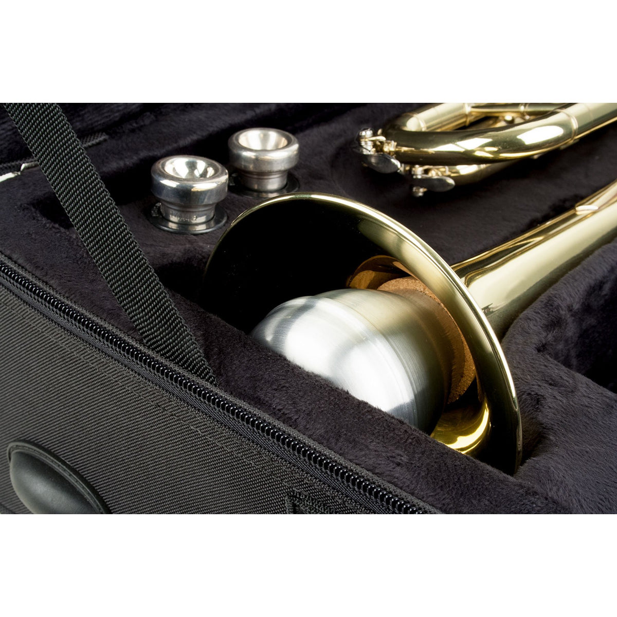 Protec - Liberty Aluminium Practice Cup Mute for Trumpet (Compact)-Mute-Protec-Music Elements