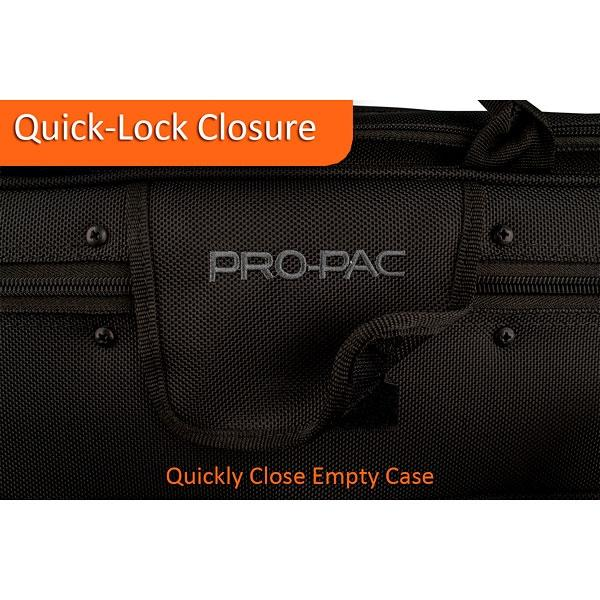 Protec - Mellophone/F-Marching Alto PRO PAC Case-Case-Protec-Music Elements