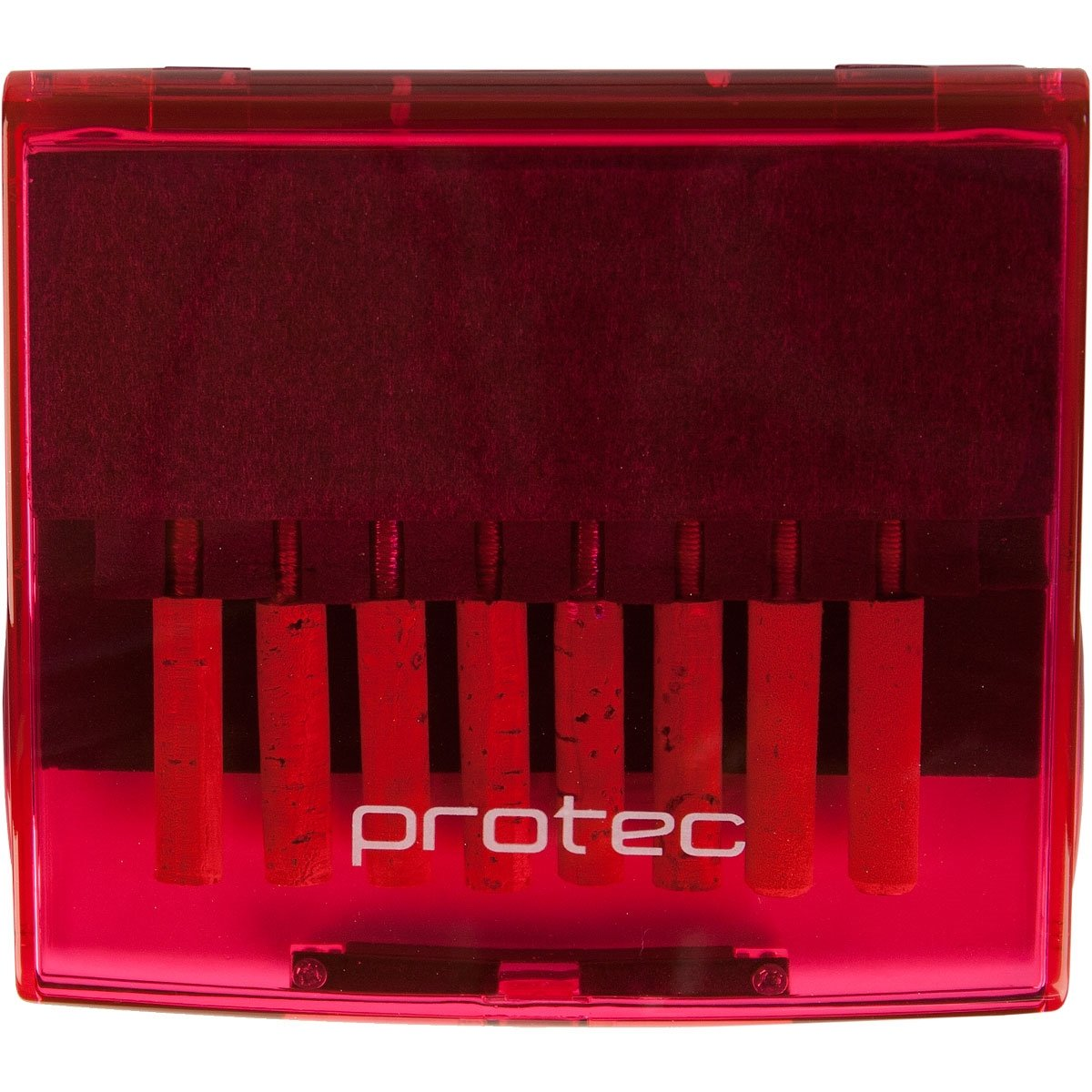Protec - Oboe/English Horn Reed Case-Accessories-Protec-Transparent Cherry-Music Elements
