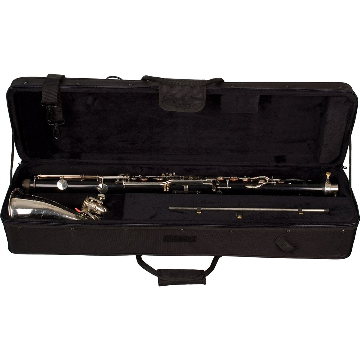Protec - Bass Clarinet (Low Eb) PRO PAC Case-Accessories-Protec-Music Elements