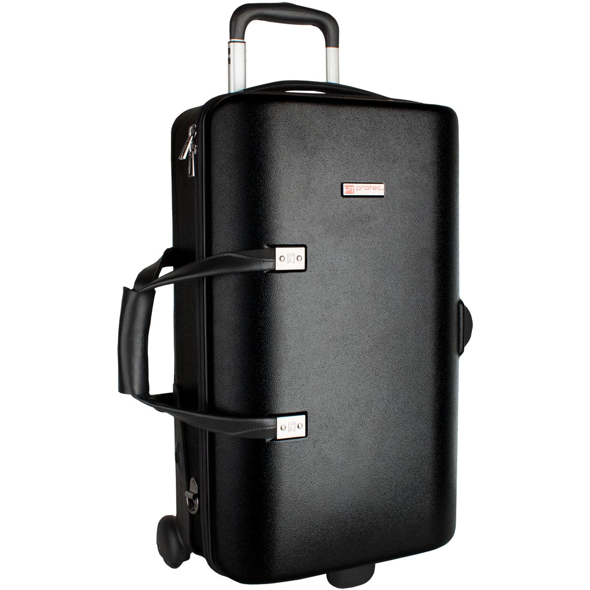 Protec - Single/Double/Triple Horn ZIP Case (Trumpet/Flugelhorn)-Case-Protec-Black-Music Elements
