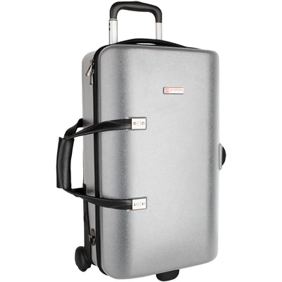 Protec - Single/Double/Triple Horn ZIP Case (Trumpet/Flugelhorn)-Case-Protec-Silver-Music Elements