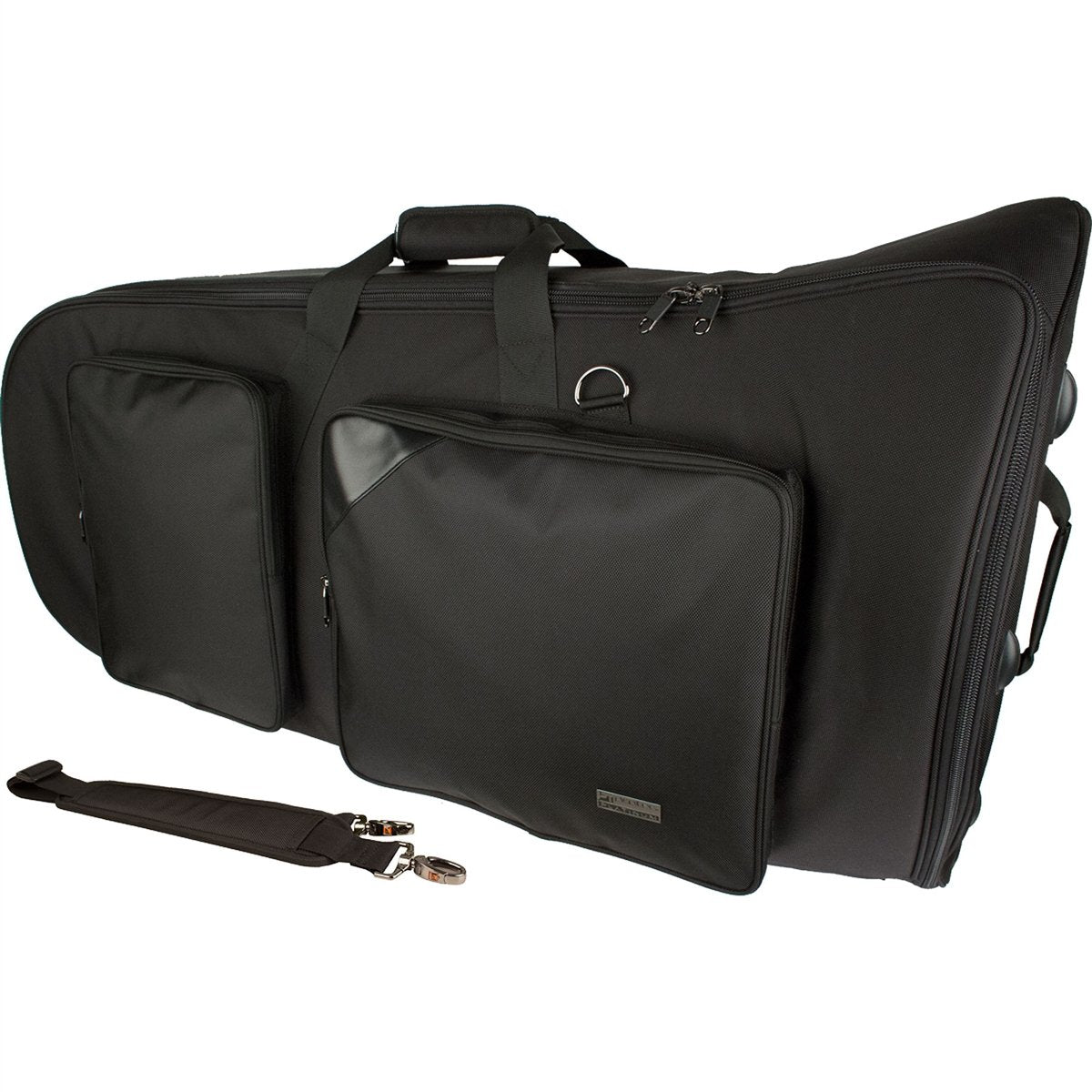 Protec - Smaller Tuba Gig Bag (Platinum Series)-Case-Protec-Music Elements