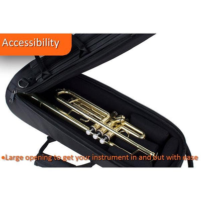 Protec - Trumpet Bag (Platinum Series)-Case-Protec-Music Elements