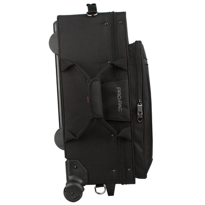 Protec - Trumpet/Auxiliary Combo PRO PAC Case with Wheels-Case-Protec-Music Elements