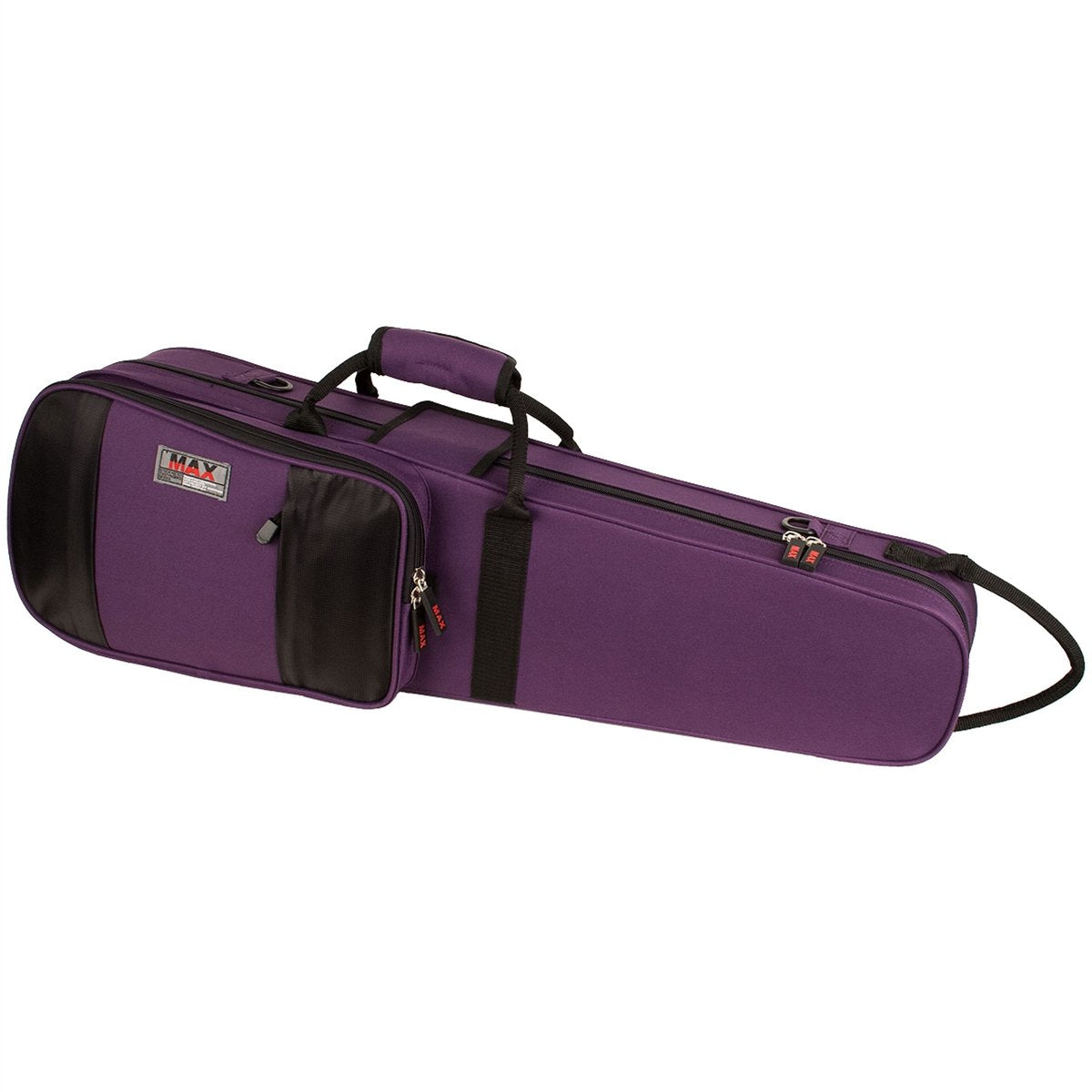 Protec - Violin MAX Case (Shaped)-Accessories-Protec-Purple-Music Elements