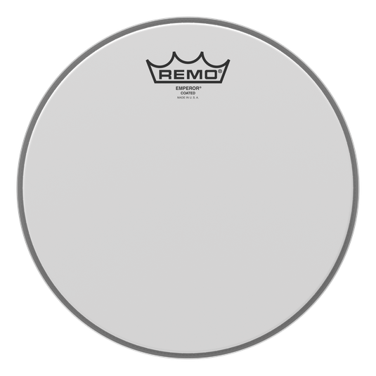 "Remo - Emperor Coated Drum Heads-Percussion-Remo-10""-Music Elements"