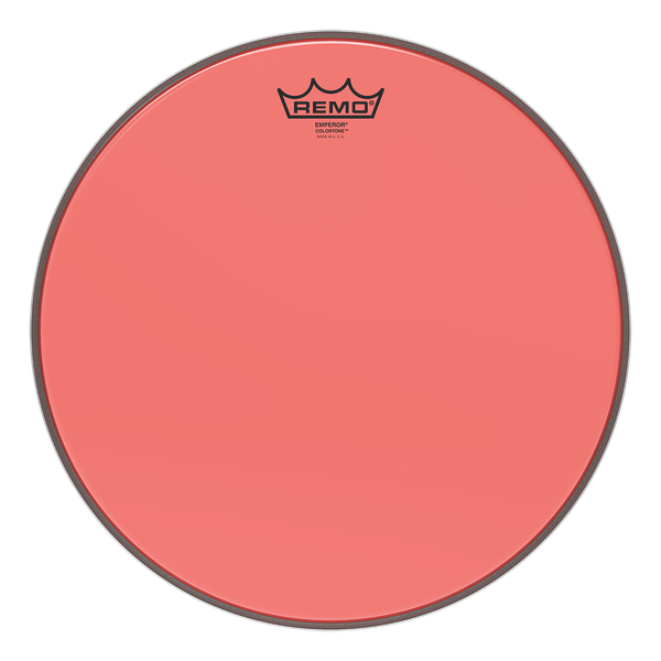 "Remo - Emperor Colortone 15"" Clear Batter Drum Heads"