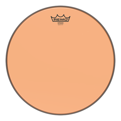 "Remo - Powerstroke 77 Colortone 14"" Clear Batter Drum Heads"