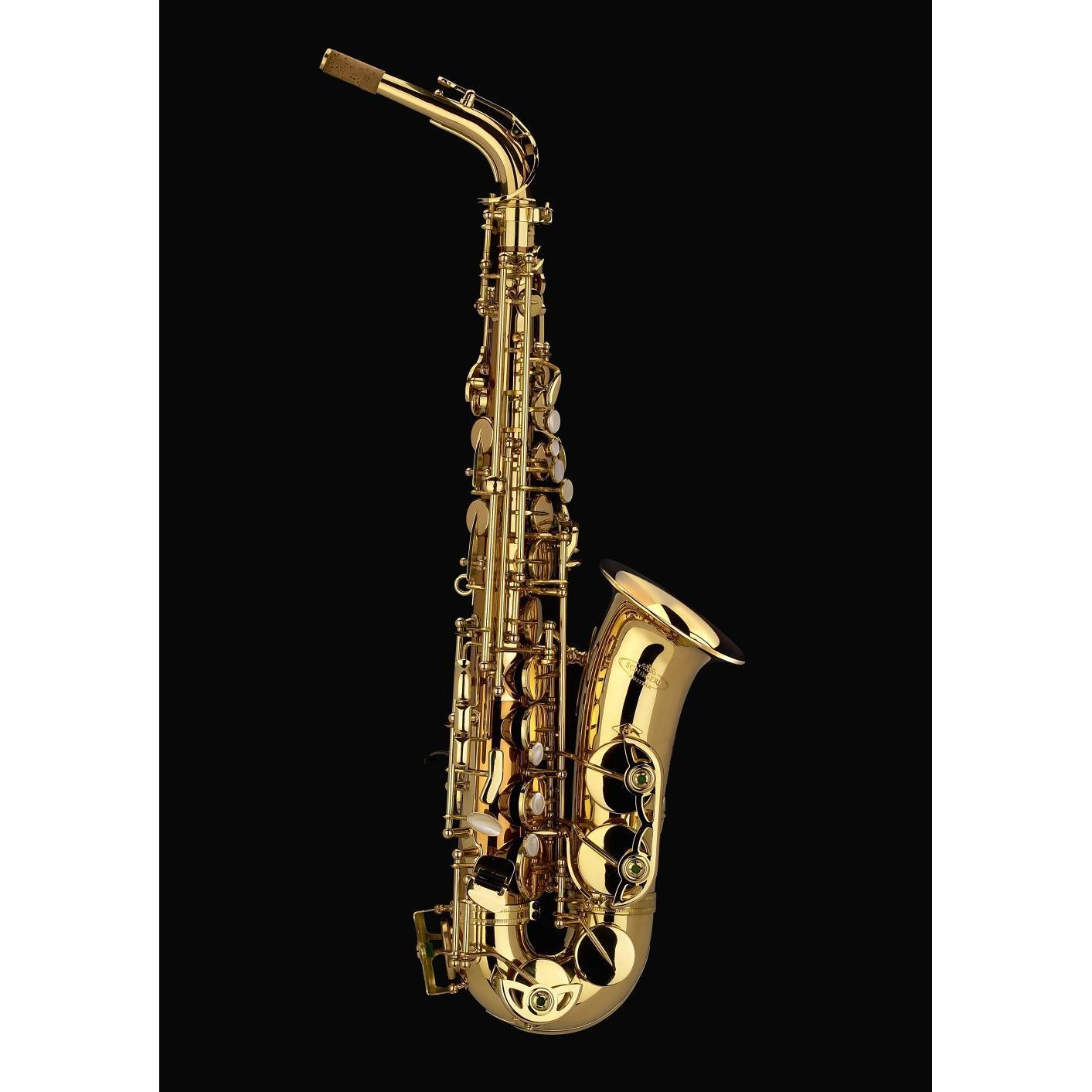 Schagerl - Academica Series - A-900 Alto Saxophones-Saxophone-Schagerl-Lacquered-Music Elements