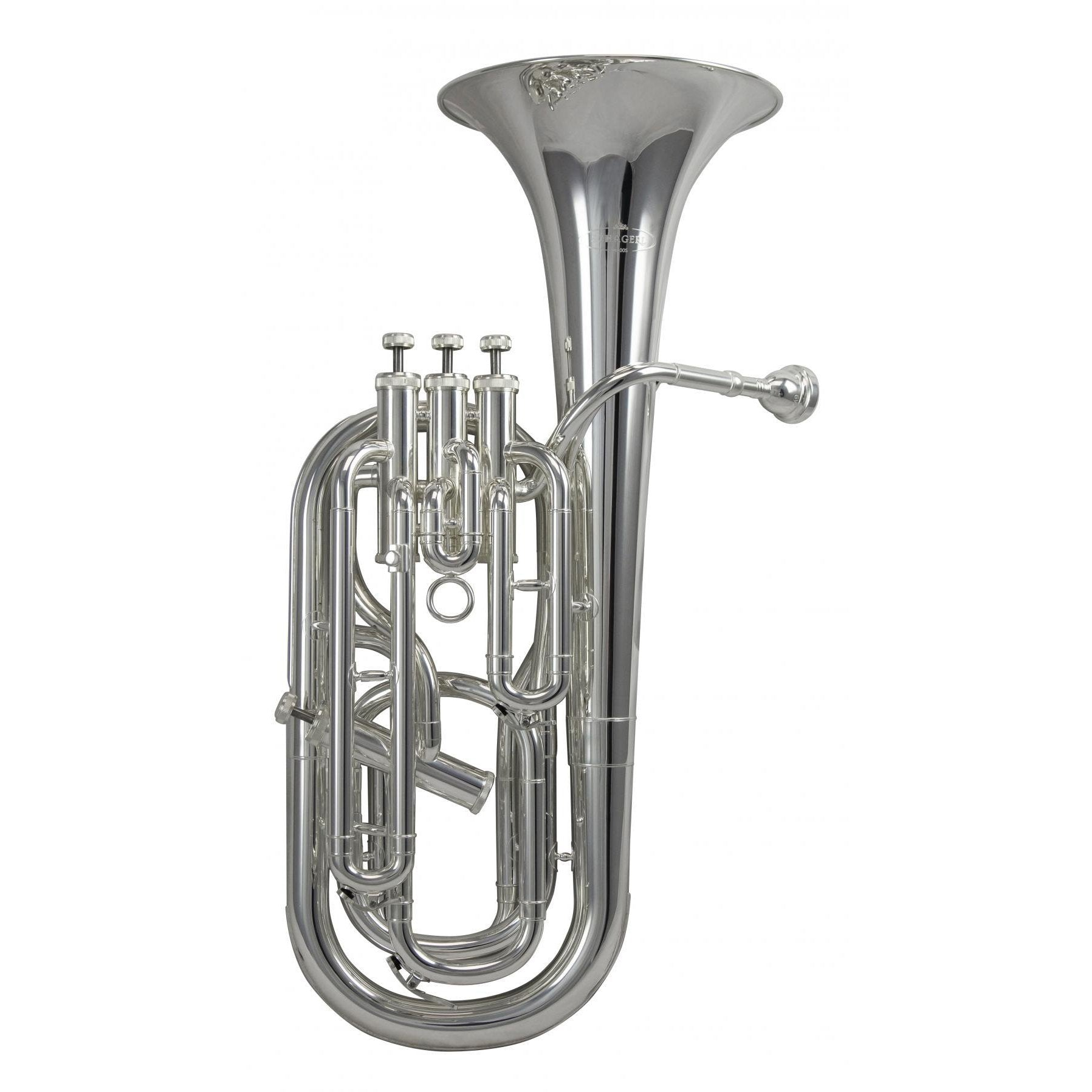 Schagerl - Academica Series - BH-900S Bb Baritone-Baritone-Schagerl-Music Elements