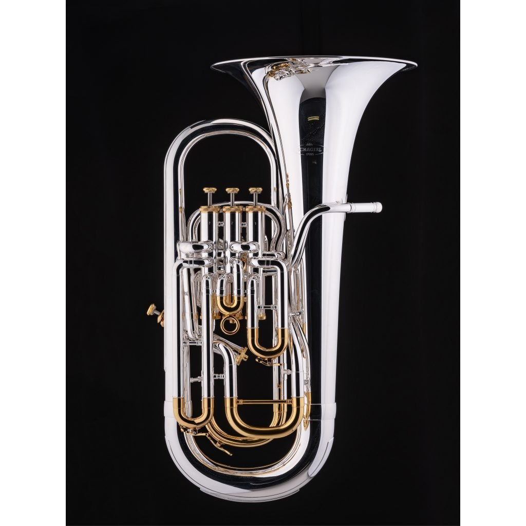 Schagerl - Signature Series - EP-950S James Morrison Euphonium-Euphonium-Schagerl-Music Elements