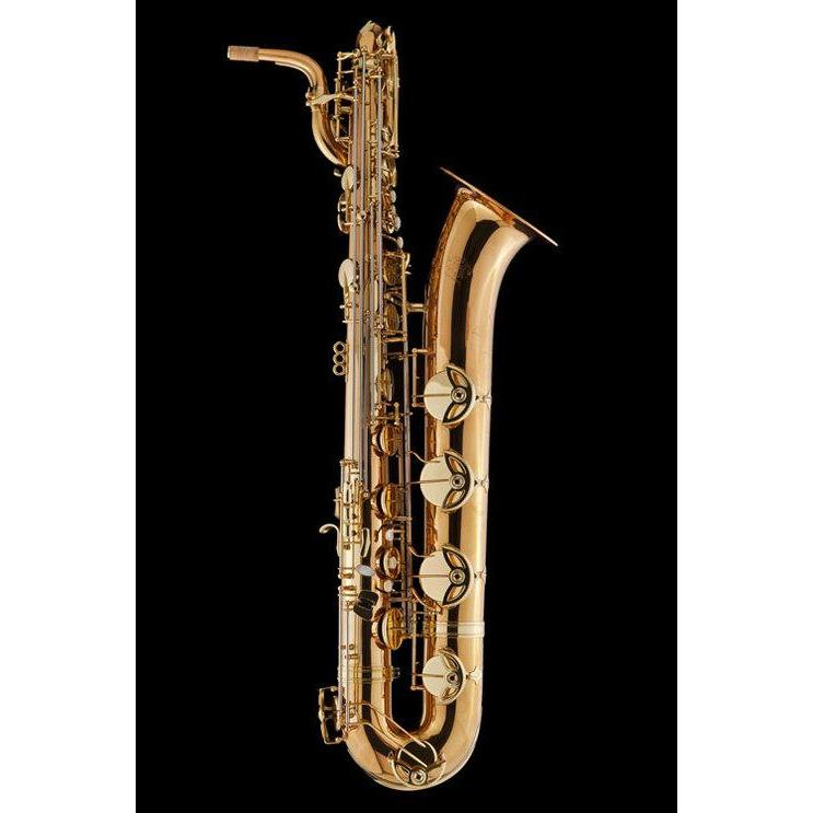 Schagerl - Superior Series - B-1 Baritone Saxophones-Saxophone-Schagerl-Gold Brass-Music Elements