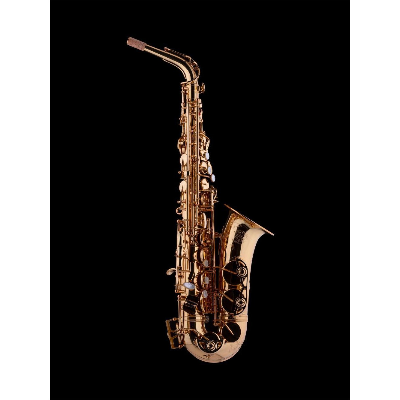Schagerl - Superior Series - B-2 Baritone Saxophones-Saxophone-Schagerl-Lacquered-Music Elements
