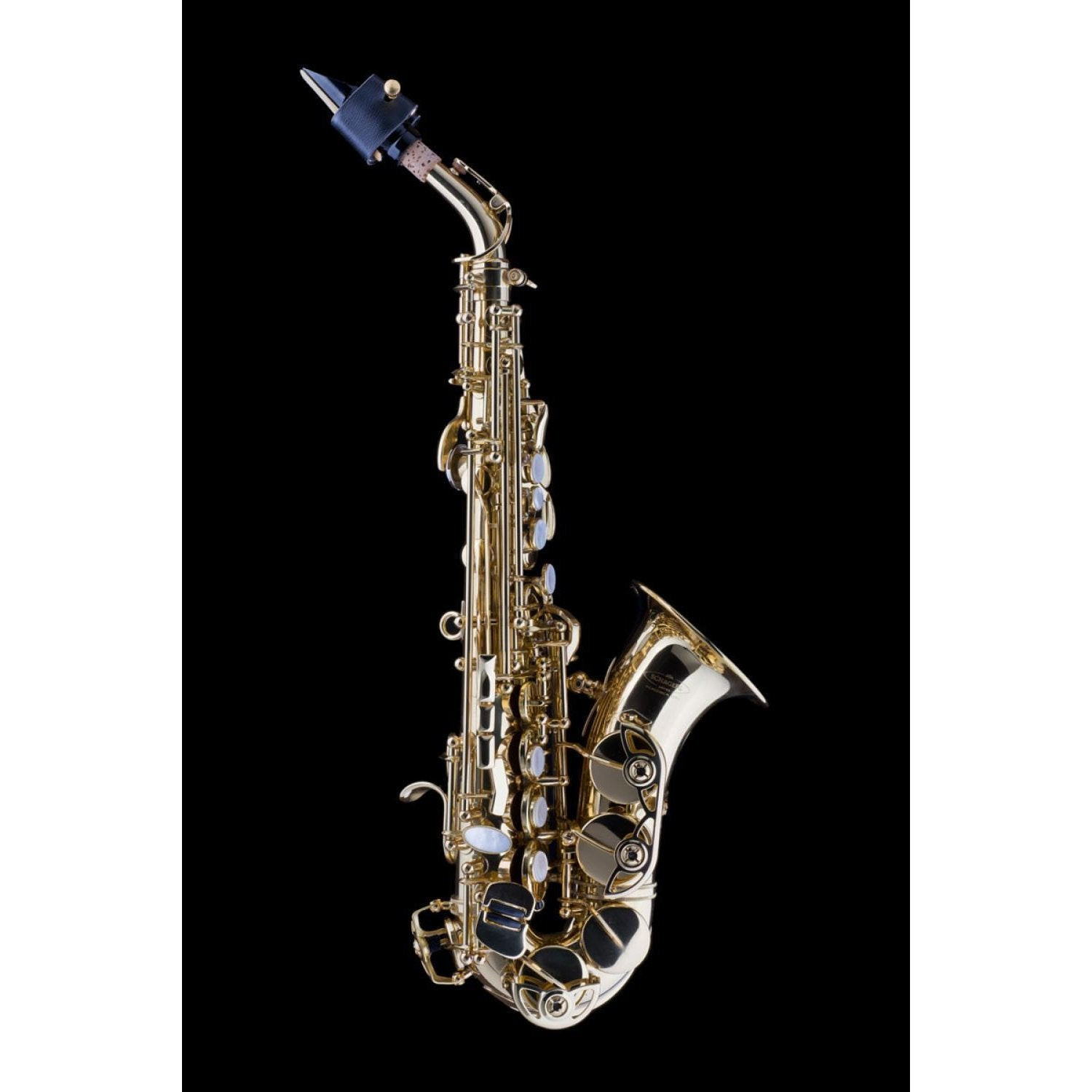 Schagerl - Superior Series - SC-1 Curved Soprano Saxophones-Saxophone-Schagerl-Lacquered-Music Elements