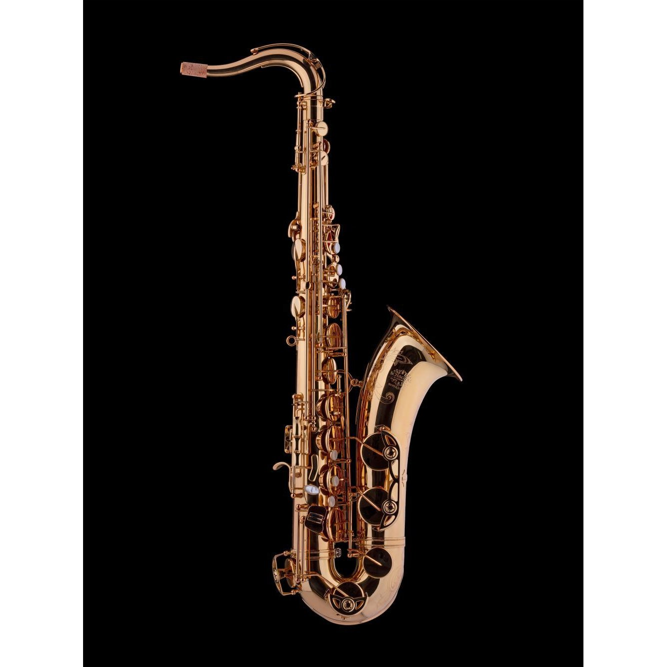 Schagerl - Superior Series - T-2 Tenor Saxophones-Saxophone-Schagerl-Lacquered-Music Elements