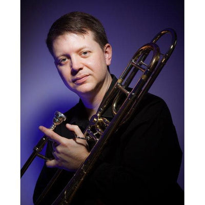 S.E. Shires - Colin Williams Artist Model Bb/F Tenor Trombone-Trombone-S.E. Shires-Music Elements