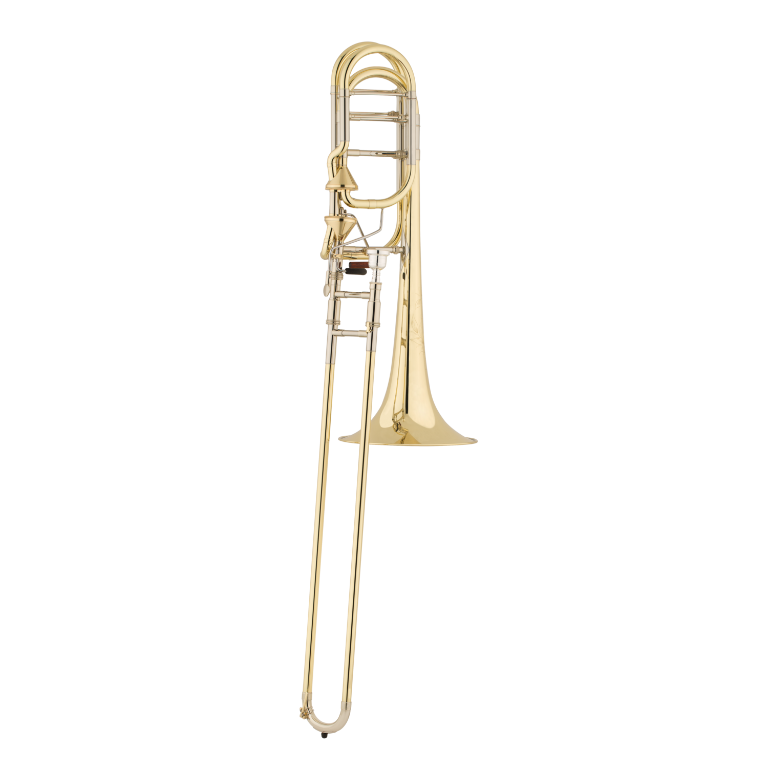 S.E. Shires - George Curran Artist Model Bass Trombone with Axial Flow F/Gb Attachment-Trombone-S.E. Shires-Music Elements