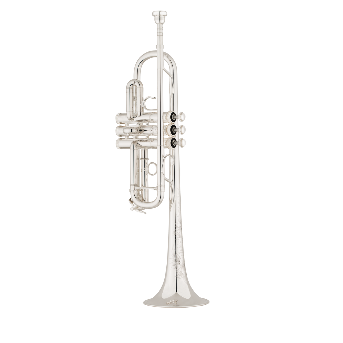 S.E. Shires - Model 4S8 - Custom C Trumpet-Trumpet-S.E. Shires-Music Elements