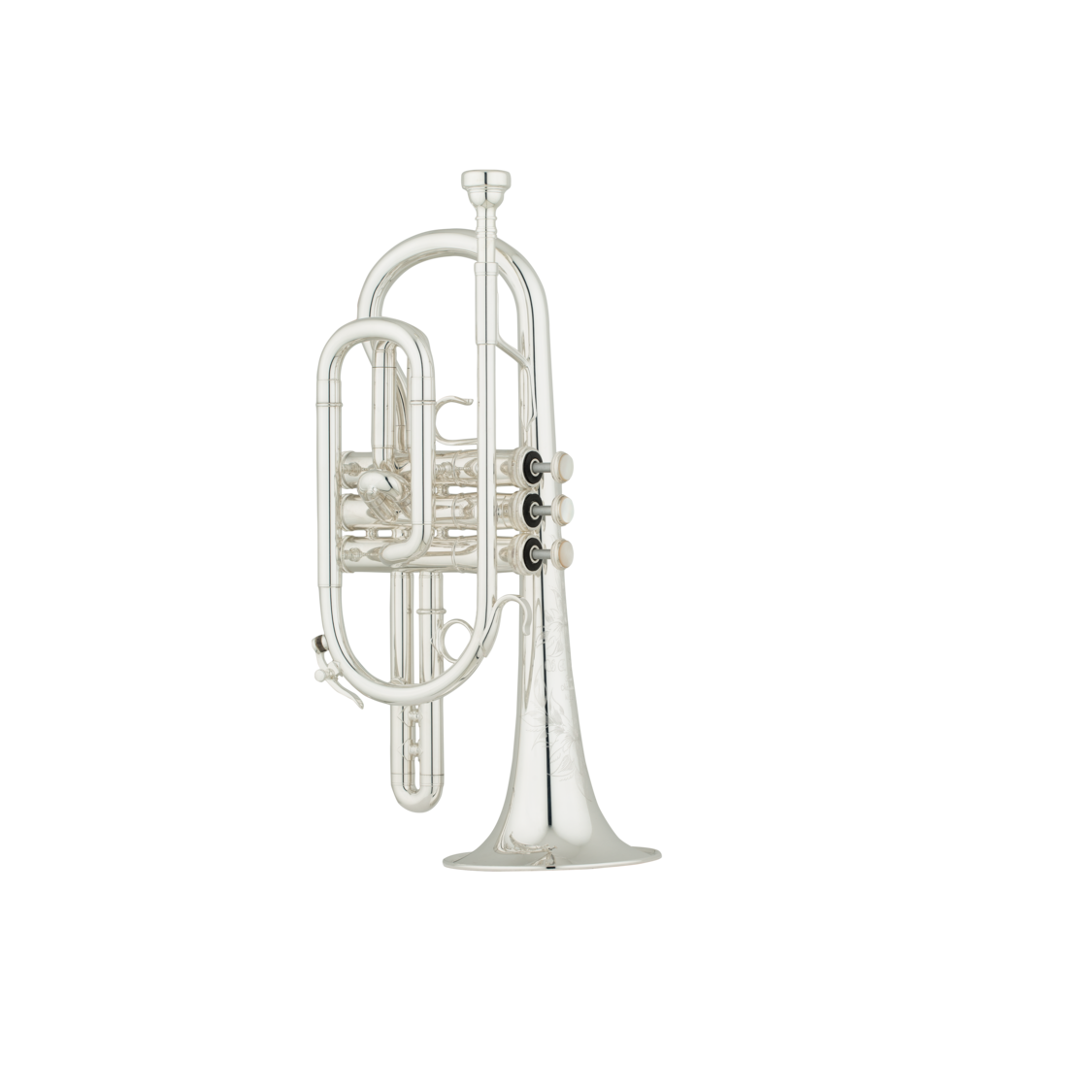S.E. Shires - Model CN7A - Custom Bb Cornet-Cornet-S.E. Shires-Music Elements