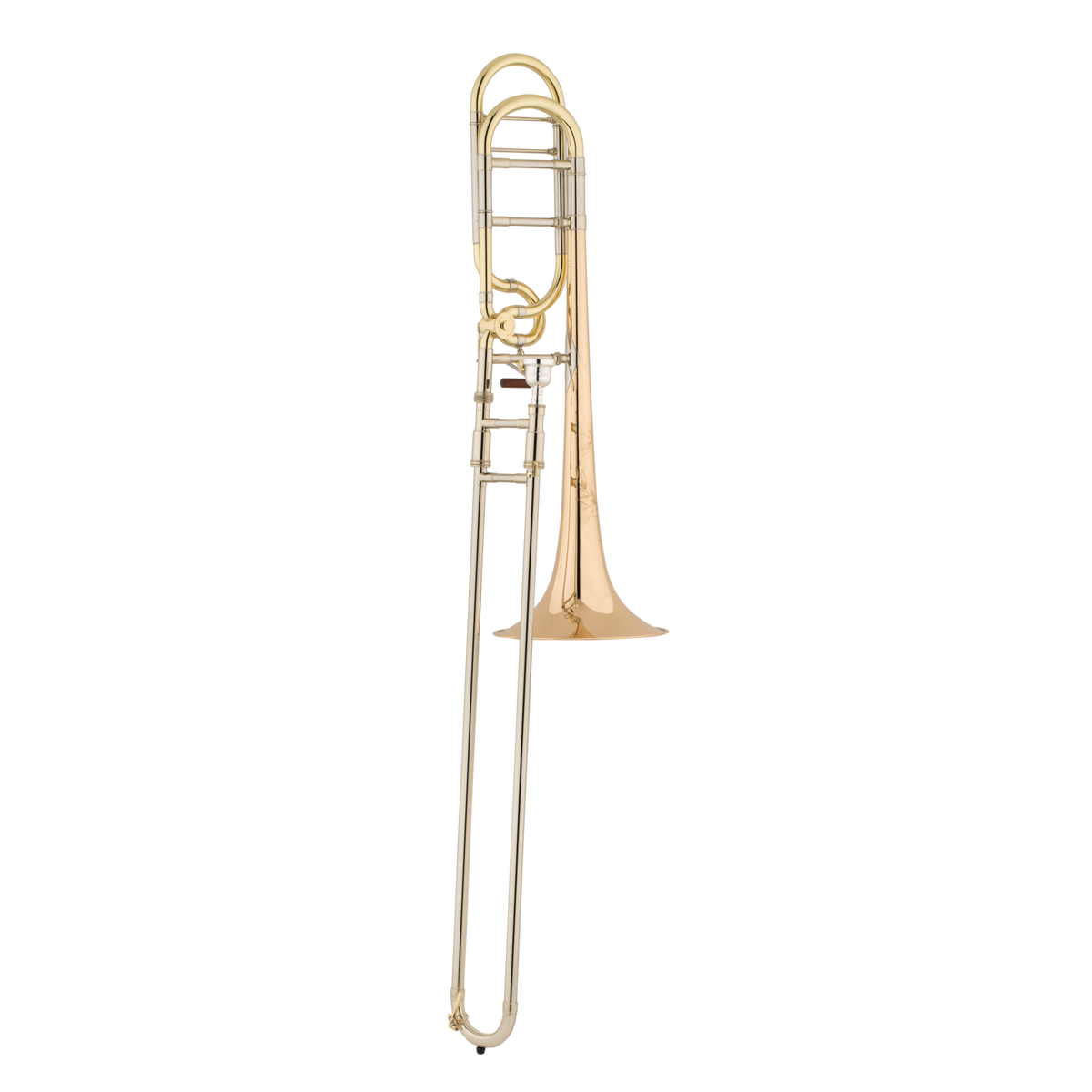 S.E. Shires - Model TBCH - Chicago Custom Bb/F Tenor Trombone-Trombone-S.E. Shires-Music Elements