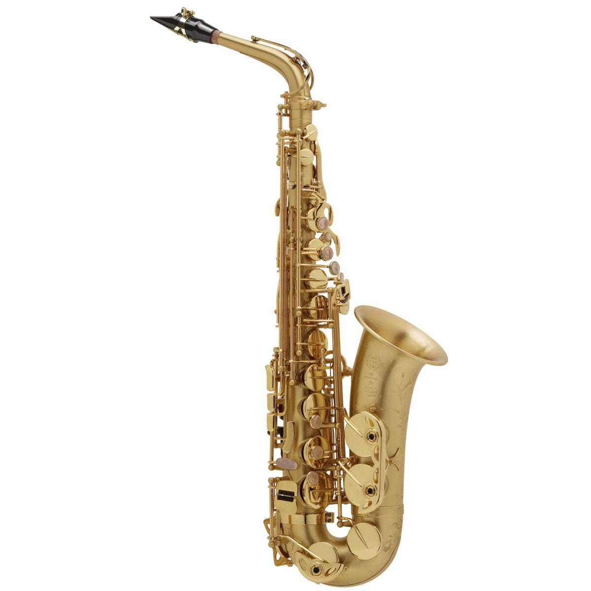 Selmer Paris - Series III Jubilee Alto Saxophone (Brushed Gold)