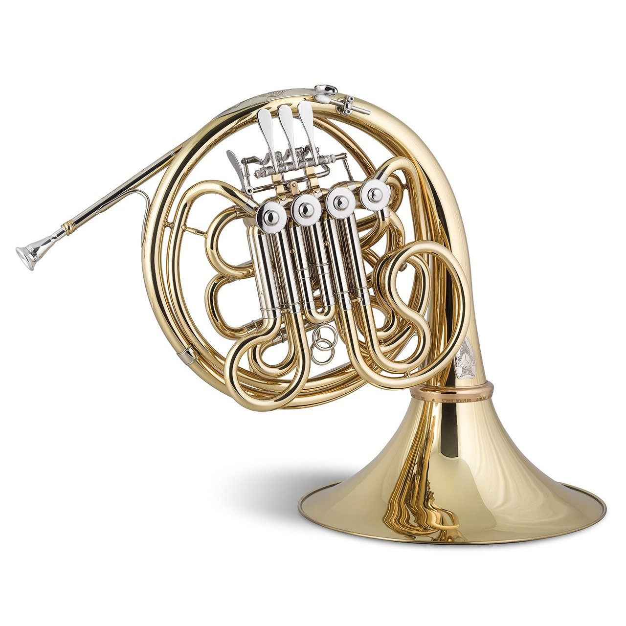 Stomvi - Elite Bb/F Double French Horns-French Horn-Stomvi-Music Elements