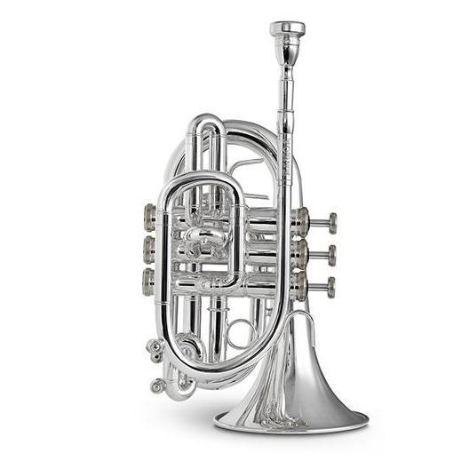Stomvi - Forte Pocket Bb Trumpets-Trumpet-Stomvi-Music Elements