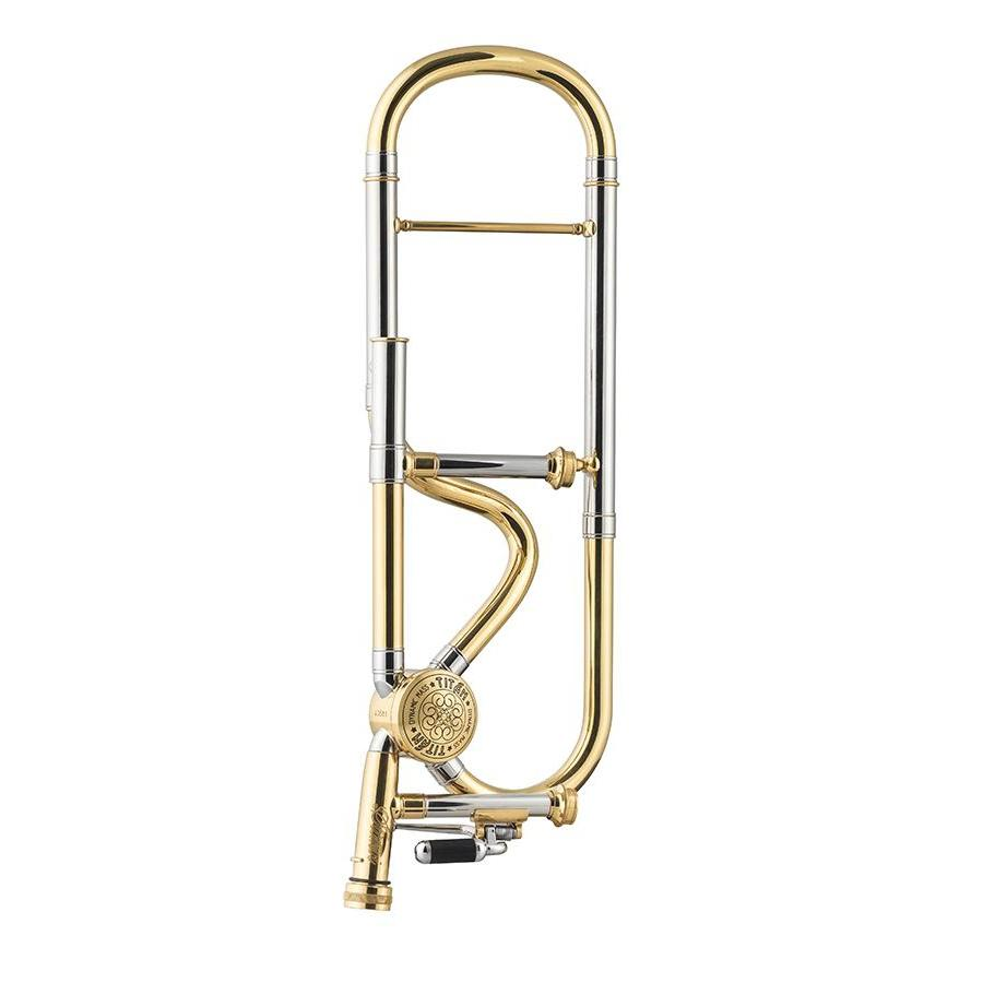 Stomvi - Titán Copper Double Screw Bb/F Tenor Trombones-Trombone-Stomvi-Music Elements