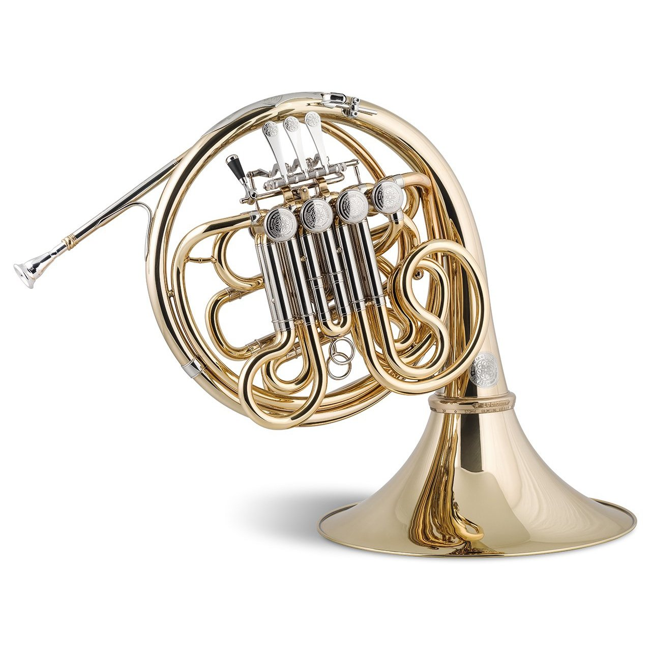 Stomvi - Titán SEIS Bb/F Double Bellflex French Horns (Geyer System)-French Horn-Stomvi-Music Elements
